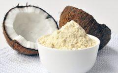 Os Benefícios da Farinha De Coco Para Emagrecer!