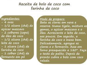Farinha De Coco Para Emagrecer
