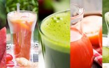 Sucos Detox Para Reduzir a Gordura da Barriga