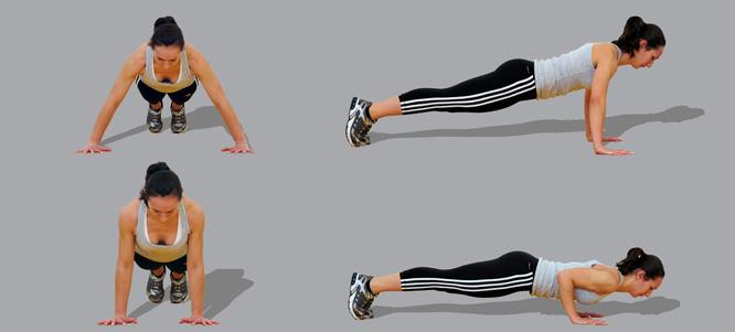10 exercícios para reunir-se em um estômago e lados em condições de casa do vídeo