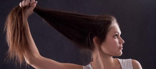 cabelo longo e forte