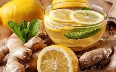 Gengibre e Limão, a Combinação Perfeita Para Perda de Peso