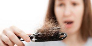 formas de acabar com a queda de cabelo
