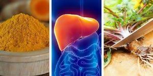 sucos detox para desintoxicar o fígado