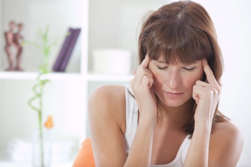 aliviar a dor de cabeça