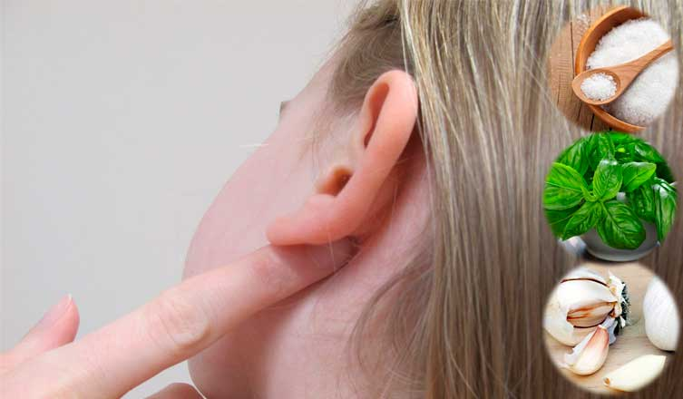 aliviar a dor de ouvido