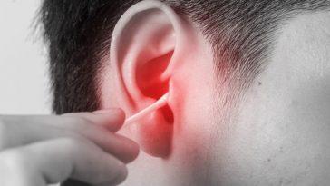 como tratar dor de ouvido