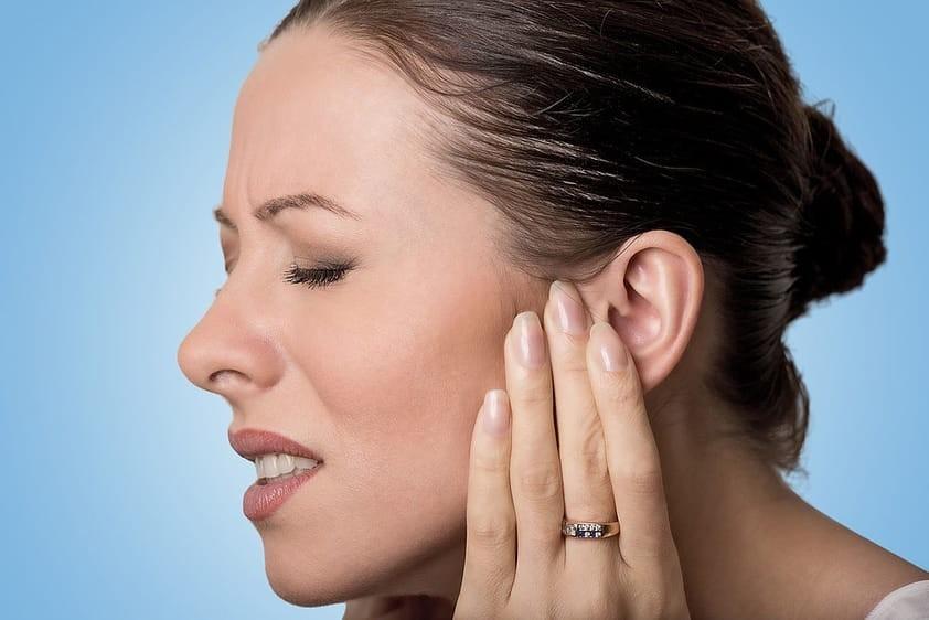 eliminar a dor de ouvido
