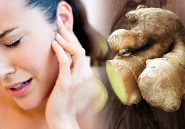 receitas para eliminar a dor de ouvido