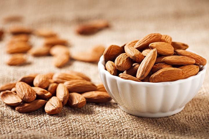 beneficios da amendoa