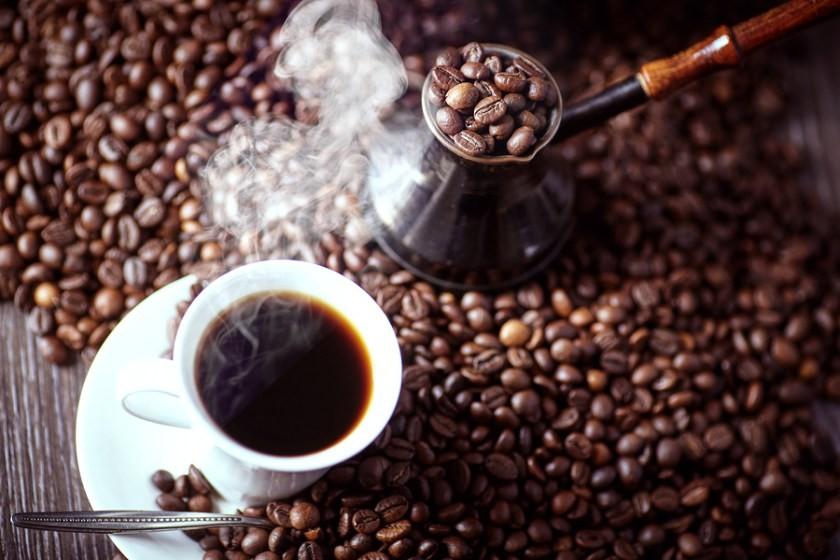 precauções o café