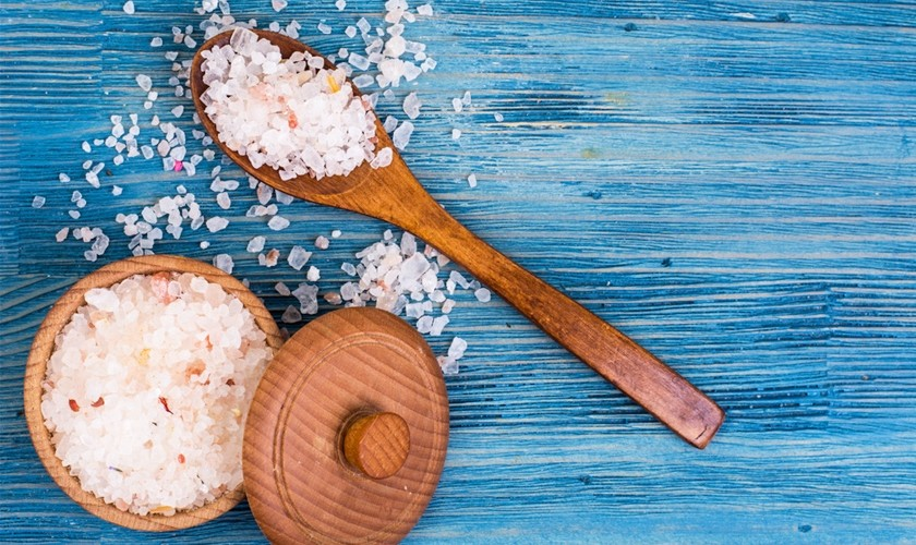 beneficios do sal marinho
