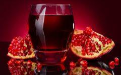 Os 7 Benefícios do Suco de Romã Para Saúde
