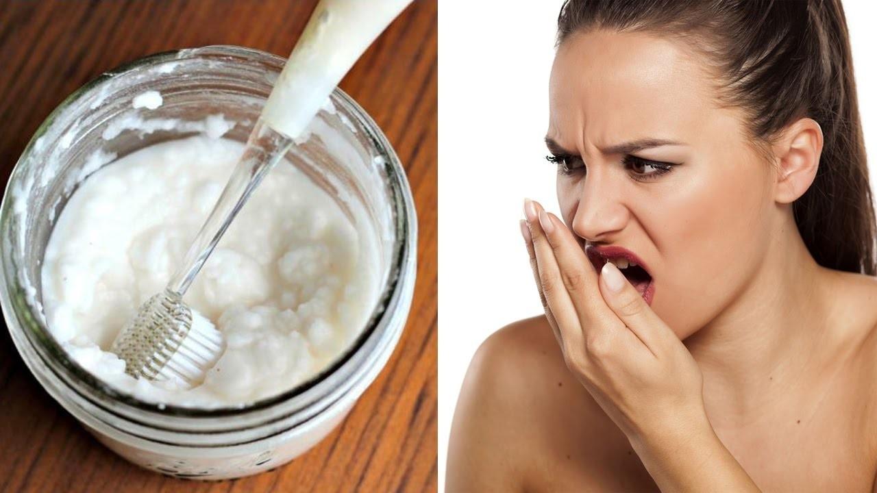 bicarbonato de sodio para acabar com o mau halito