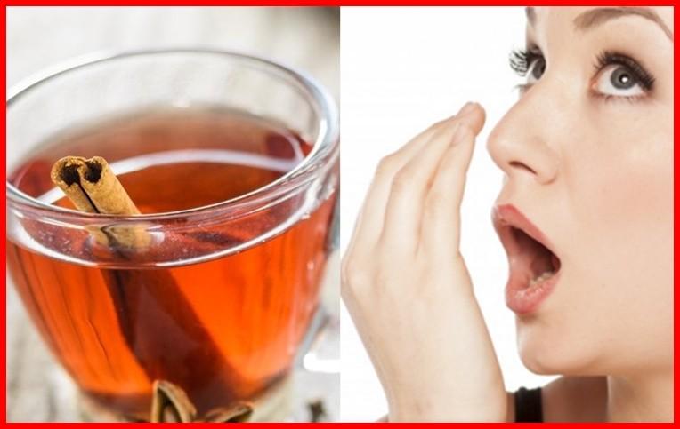 forma naturais para eliminar o mau hálito