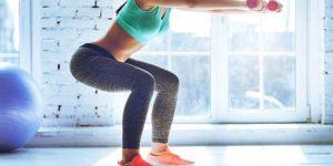 exercicios para aumentar bumbum