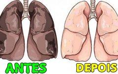 Esta Receita Irá Limpar Facilmente seus Pulmões em 3 dias, Mesmo se Você Fuma a Mais de 5 Anos!