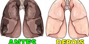 receita caseira para limpar seus pulmoes