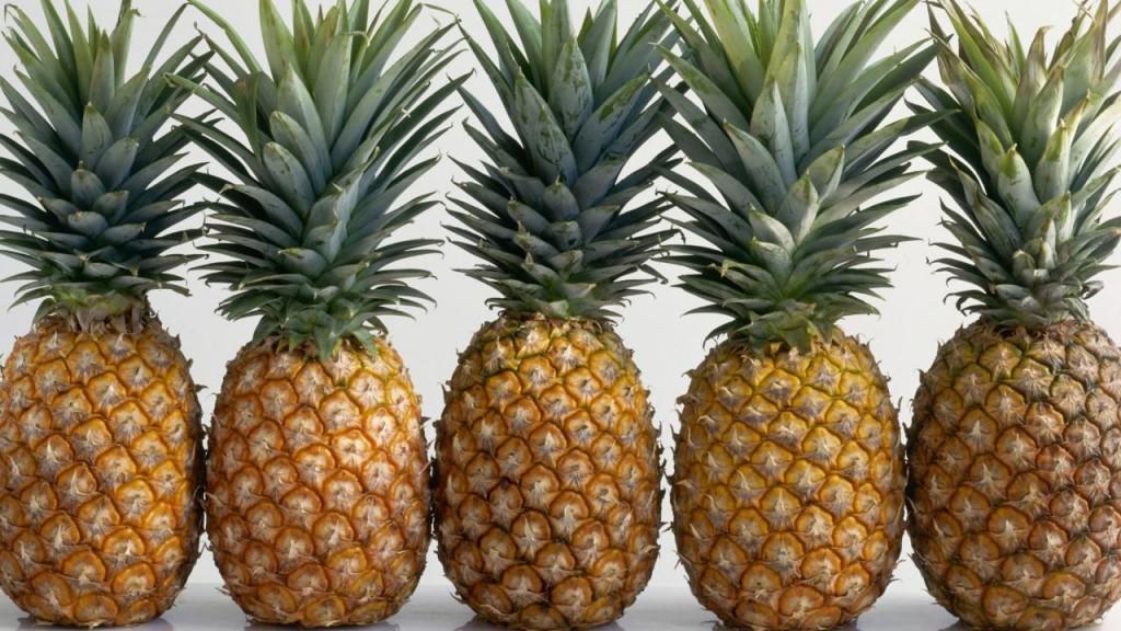 beneficios do abacaxi para saude e beleza