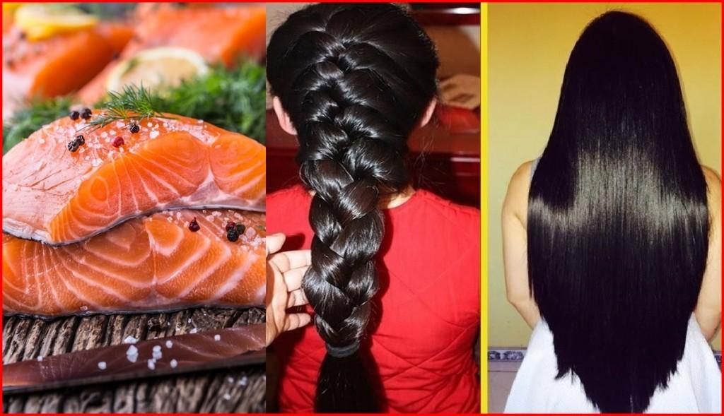 melhores alimentos que fazem o cabelo crescer