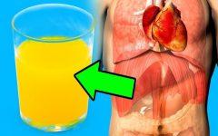 Bebida Caseira Para Eliminar Toxinas do Corpo em 3 Dias!