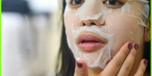receitas coreanas para limpar a pele