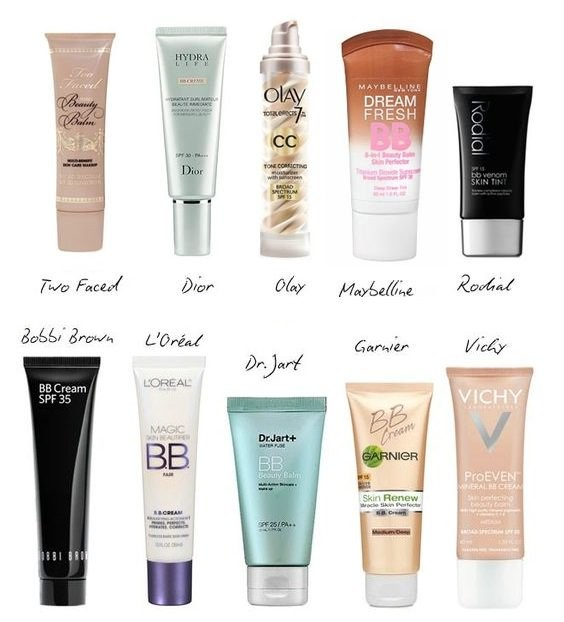BB Cream substitui a base