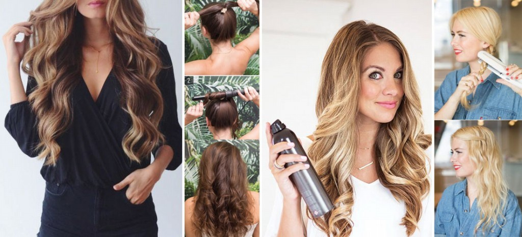 ondas para o seu cabelo