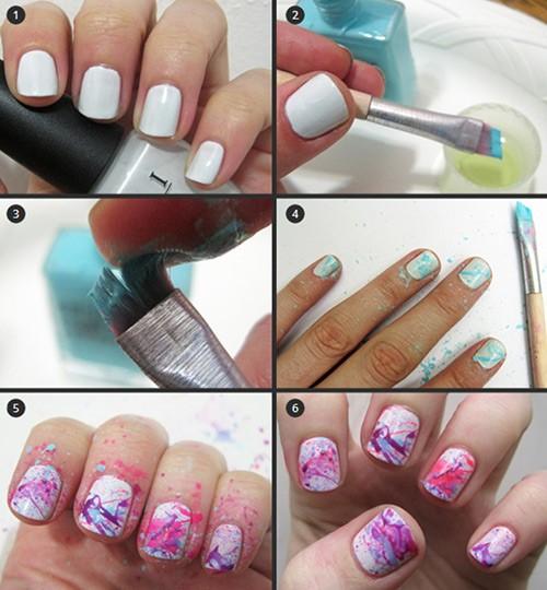 como aprender a decorar as unhas em casa