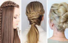15 Penteados que Você Pode Fazer em 10 Minutos!