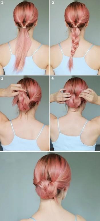 Penteados que Você Pode Fazer em 10 Minutos