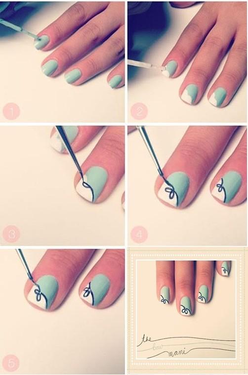 aprender a decorar as unhas em casa
