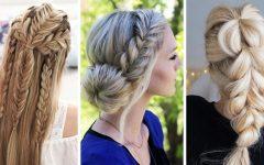 15 Penteados com Tranças Espetaculares Para Usar Neste Natal!