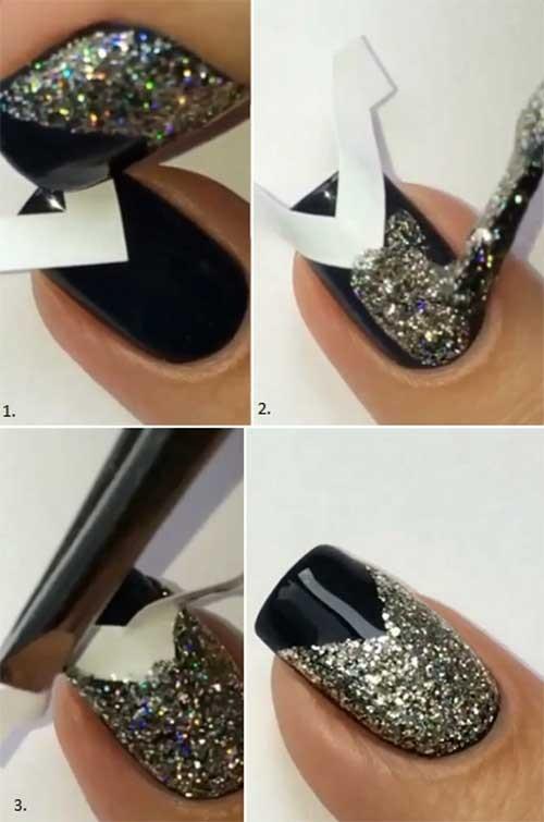 decorar as unhas em casa
