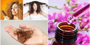 oleos naturais para o cabelo crescer rapidamente