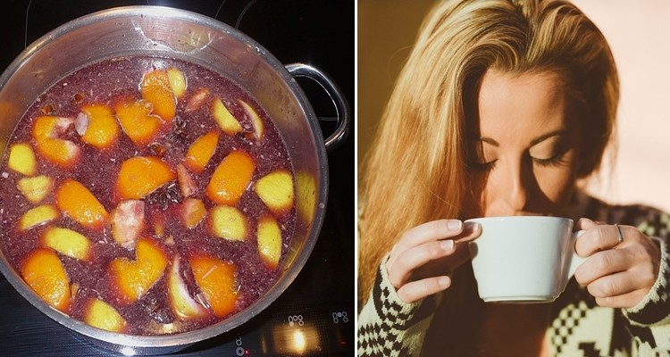 Bebidas Quentes Para Combater Gripes e Resfriados