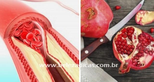 limpar suas arterias
