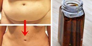 queimar a gordura do abdômen em casa