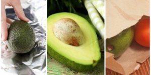 dicas para amadurecer um abacate