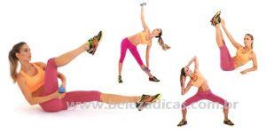 exercicios para abdomen definido