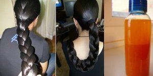 crescer e clarear o cabelo