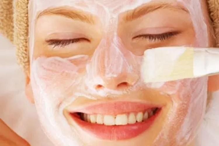 máscaras caseiras para uma pele suave e bonita