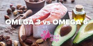 principais alimentos ricos em ômega 3 e ômega 6