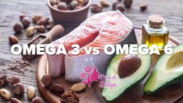 omega 3 ou omega 6