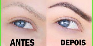 passos para tingir as sobrancelhas com henna