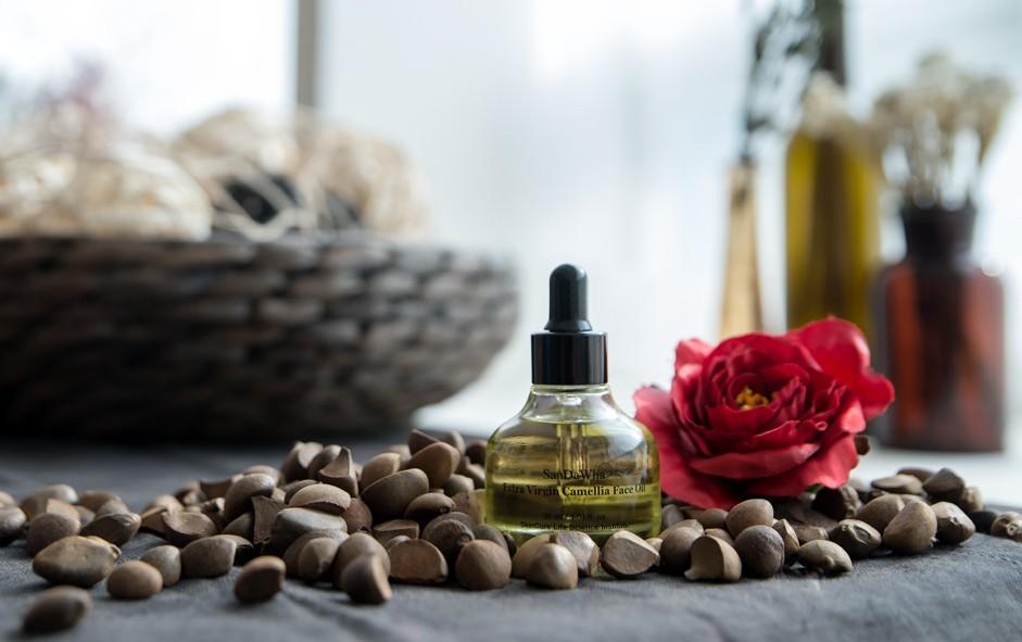 benefícios oleo de camelia para cabelo