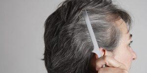 dicas de como acabar os cabelos brancos