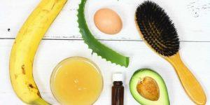 mascaras caseiras de abacate para cabelo