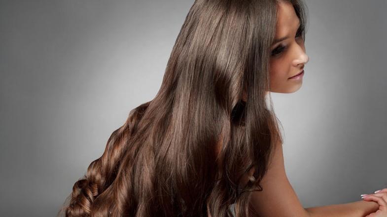 dicas ter cabelos longos e brilhantes