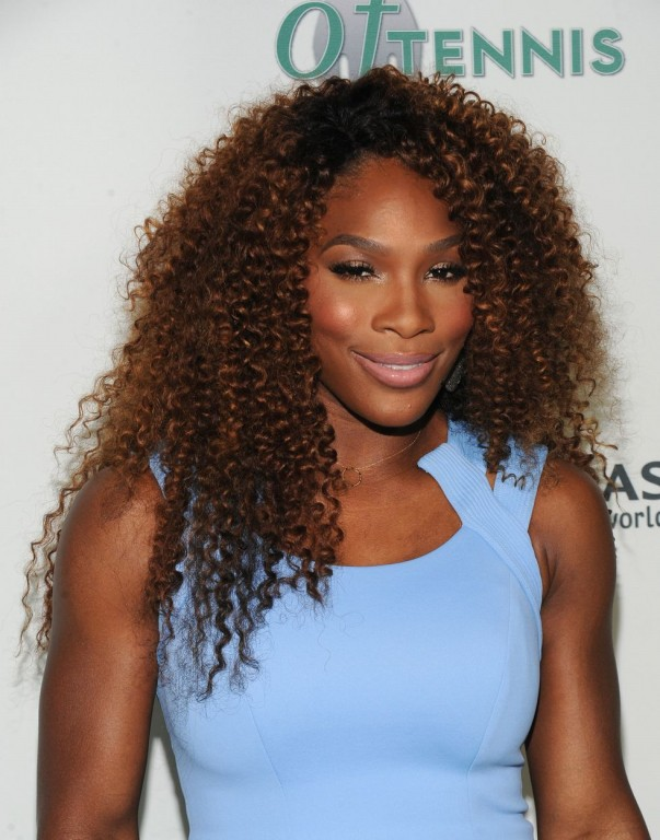 Ondas Difusas de Serena Williams